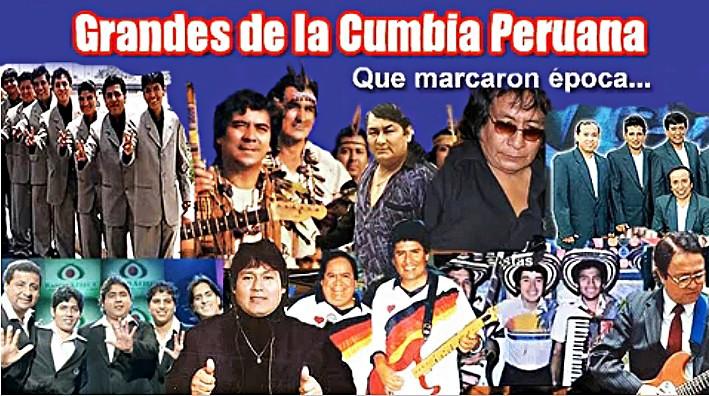 Grandes de la Cumbia Peruana