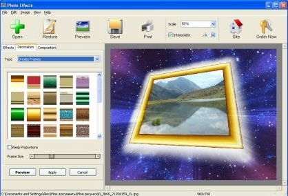 AMS Software Photo Effects Studio 3.0