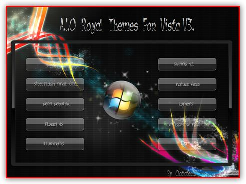 Royal Themes Para Vista V3 AiO UmbrellaMOD.CoM