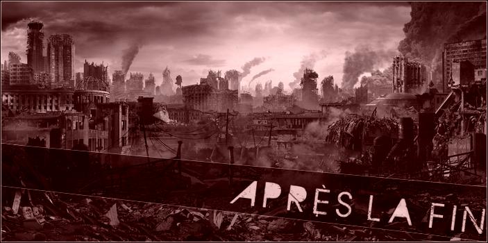 Après la Fin | RPG |