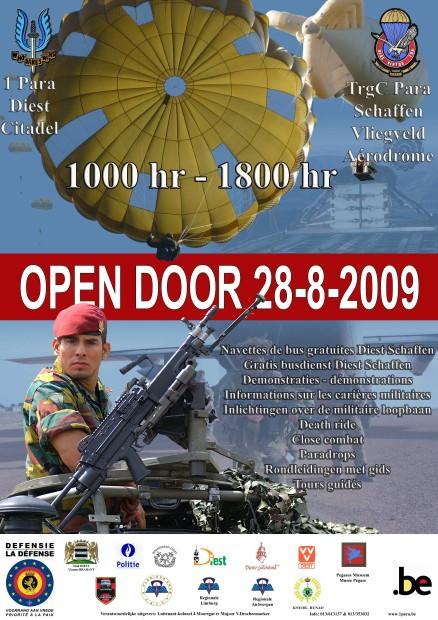 Portes ouvertes au 1er Para Open-20door-201para-2009-10a6b4c